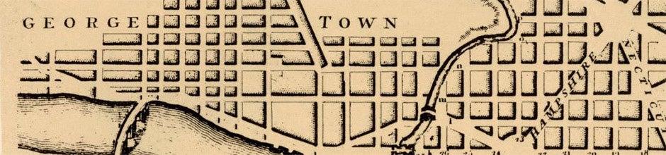 Georgetown Map 1793
