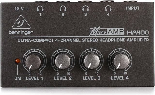Behringer MicroAMP Headphone Amplifier