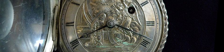 John Carroll's pocket watch