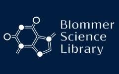 Blommer Science Library Logo