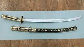 Mikazuki Munechika Prop Sword from Touken Ranbu