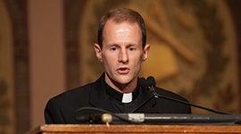 Rev. Matthew Carnes, S.J.