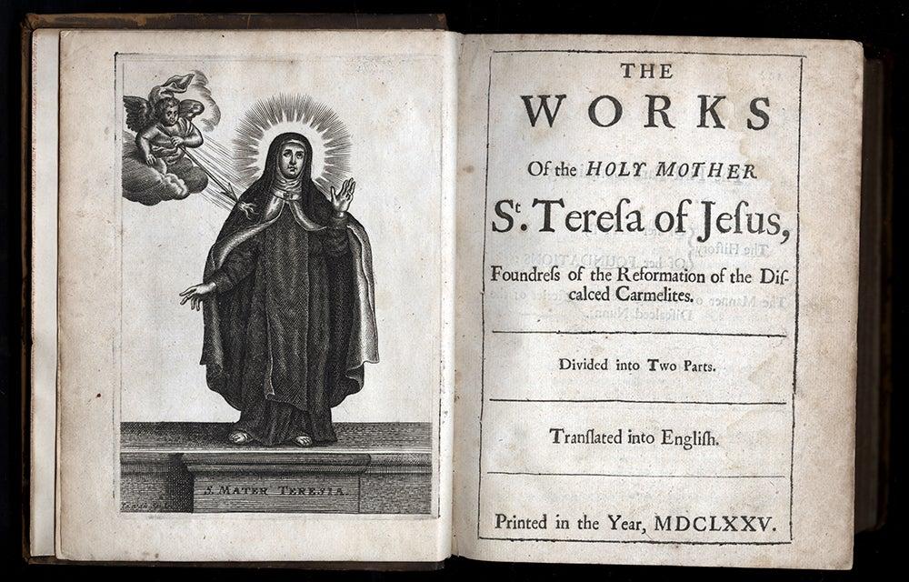 500 Years of Teresa de Ávila | Georgetown University Library