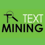 text mining logo