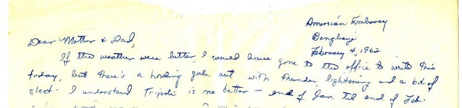 Wieslogel letter