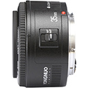 Yongnuo 35mm f/2 lens