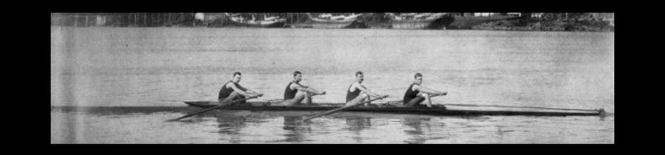 Georgetown crew photograph