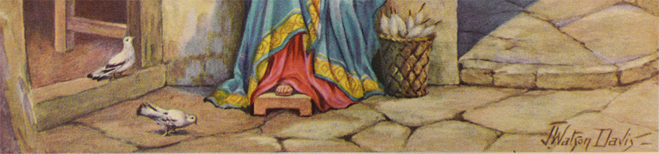 Detail from J. Watson Davis illustration