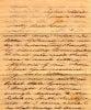 Horace Porter Autograph Letter Signed, Tybee Island, Georgia