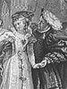 Act I, Scene 4: Henry's first sight of Anne Boleyn