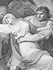 Act II, Scene 3: Tamora's cruelty to Lavinia