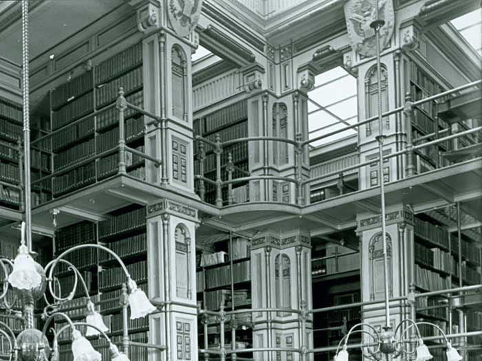 Riggs Memorial Library, 1914