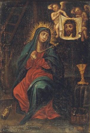 The Virgin of Sorrows