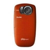 red Kodak PlaySport Camera