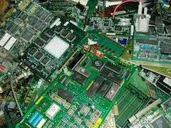 scrap PCB for soldering practice
