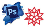 Adobe Photoshop and Wolfram Mathematica logos