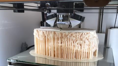 Printing brain